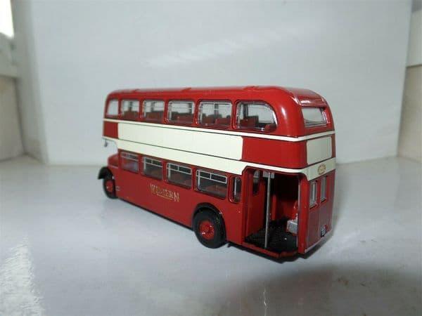 B T Models B107A 1/76 OO Scale Bristol Lodekka Bus Western Scottish SMT Woodall
